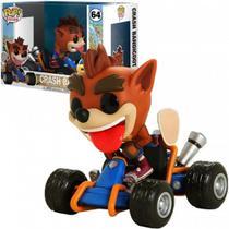 Funko Pop! Rides: CTR Crash Team Racing - Crash Bandicoot 64 -