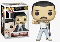 Funko Pop Rocks  Freddie Mercury Queen Rocks 183 Live Aid -