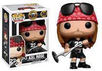 Funko Pop Rocks: Music - Guns N Roses Axl Rose 50 -