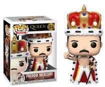 Funko Pop Rocks Queen Freddie Mercury King 184 -