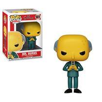 Funko Pop - Senhor Burns  - Os Simpsons -