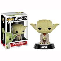 Funko Pop Star Wars: Dagobah Yoda 124