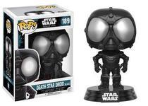 Funko pop star wars death star droid black 189 -
