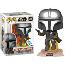 Funko Pop! Star Wars The Mandalorian 408 Glows Insider Club -