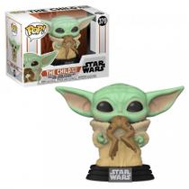 Funko Pop Star Wars The Mandalorian The Child With Frog 379 -