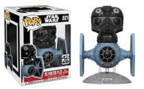 Funko Pop Star Wars: TIE Fighter Pilot with TIE Fighter 221 -