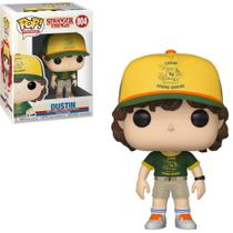 Funko Pop Stranger Things 804 Dustin At Camp