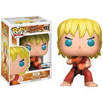 Funko Pop Street Fighter 193 Ken -