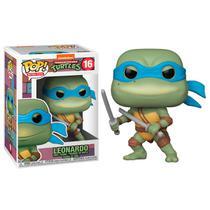 Funko pop - tartaruga ninja - leonardo -