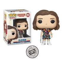 FUNKO POP! Television: Stanger Things - Eleven in Mall Outfit RARIDADE! -
