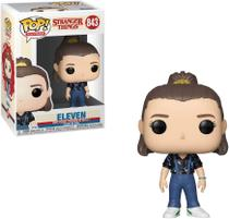 FUNKO POP! TELEVISION: Stranger Things - Eleven with Suspenders -