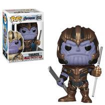 Funko Pop - Thanos - Filme Vingadores Ultimato - Marvel -