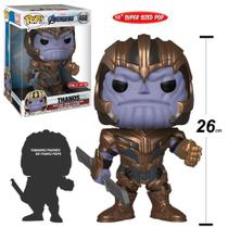 Funko Pop Thanos Vingadores 460 Super Sized 26cm Original -