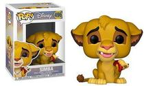 Funko pop the lion king simba 496 -