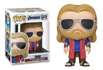Funko Pop Thor Avengers End Game Marvel Boneco Colecionável -