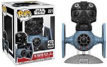Funko Pop Tie Fighter Pilot w Tie Fighter 221 Star Wars -