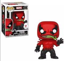 Funko Pop Toxin Marvel Exclusivo -
