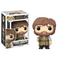 Funko Pop - Tyrion Lannister número 50 - Game of Thrones -
