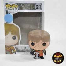 Funko Pop Tyrion Lannister - Série Game Of Thrones 21 -