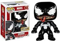 Funko Pop Venom Preto 82 Exclusivo