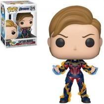Funko Pop! Vingadores Endgame - Captain Marvel 576 -
