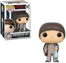 Funko Pop Will Ghostbuster 547 - Stranger Things -