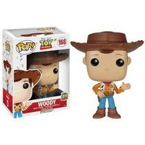 Funko Pop Woody - Animação Toy Story - Disney -
