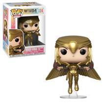 Funko Pop WW84 324 Wonder Woman Golden Armor Flying -