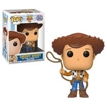 Funko Pop Xerife Woody - Animação Toy Story 4 - Disney -