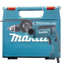 "Furadeira de impacto 1/2"" 760 watts com maleta - HP1640K (110V) - Makita"