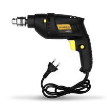 Furadeira de Impacto Hammer Mandril 3/8 Polegadas 10mm 420W 2800 RPM 220V Preto e Amarelo FI-10 -