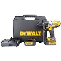 """Furadeira Parafusadeira 1/2"""" à bateria de 20 volts com 2 baterias - DCD985L2-B2 (220V) - Dewalt"""