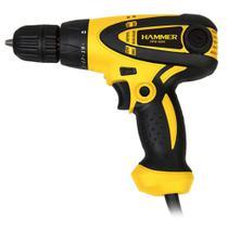 """Furadeira/ Parafusadeira Elétrica 300w Hammer 750rpm mandril 3/8"""" (10mm) 127V -"""