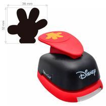 Furador de Papel e EVA Toke e Crie Gigante Disney FGAD02 Luva Mickey Mouse -