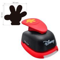 Furador Gigante Premium Disney Luva Mickey Mouse Toke e Crie -
