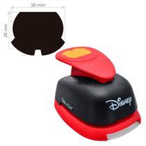 Furador Gigante Premium Disney Toke e Crie Shorts Mickey Mouse - 19530 - FGAD05 -