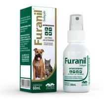 Furanil Spray 60ml - Vetnil - -