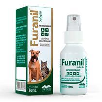 Furanil Spray Antimicrobiano Vetnil  60ml -