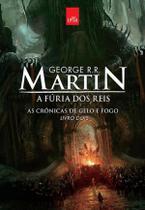 Furia Dos Reis, A (Cronicas De Gelo E Fogo - Vol. 2) - Leya