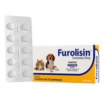 Furolisin Vetnil 10 comp -