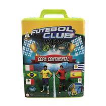 Futebol Club Seleções Copa Continental Brasil x Argentina - Gulliver -