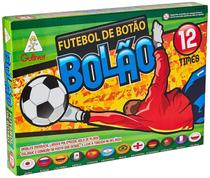 Futebol de Botão Bolão com 12 Seleções - Gulliver -