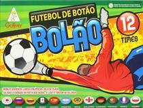 Futebol De Botão Bolão Com 12 Times Mundial - Gulliver -