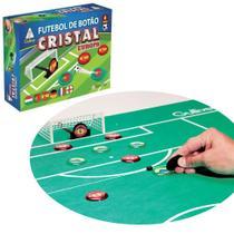 Futebol de Botão Cristal Europa com 6 Seleções Gulliver Botões de Cristal - 0351 - Guliver