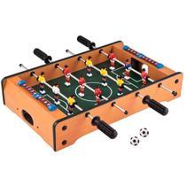 Futebol De Mesa Pebolim Infantil Totó Super Craque - Dm Toys -