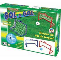 Futebol Gol a Gol Mini Traves e Bola Braskit -