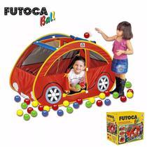 Futoca Ball Toca Infantil 150 Bolinhas Barraca Brinquedo - Braskit