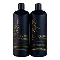 G.hair kit escova progressiva marroquina 1l - Inoar