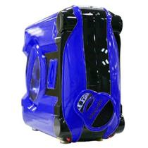 Gabinete 4 Baias Gamer Azul Frente Removivel CAR GDI (CHINA) -