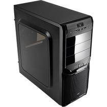 Gabinete Aerocool Atx V3x Window Black Pc